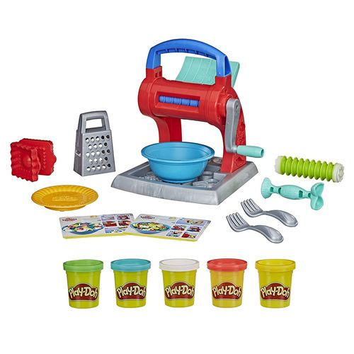 Máquina de pasta con 5 colores