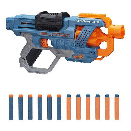 Lanzador  2.0 commander rd-6 - 12 dardos