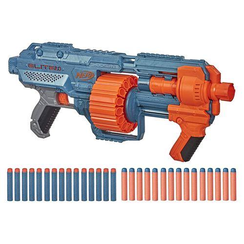 Lanzador 2.0 shockwave rd-15 - 30 dardos