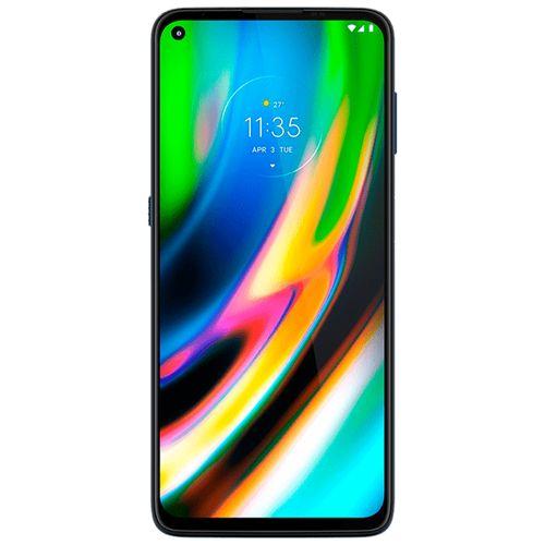Celular Motorola G9 Plus azul