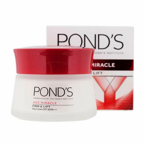 Crema Ponds age miracle firm y lift