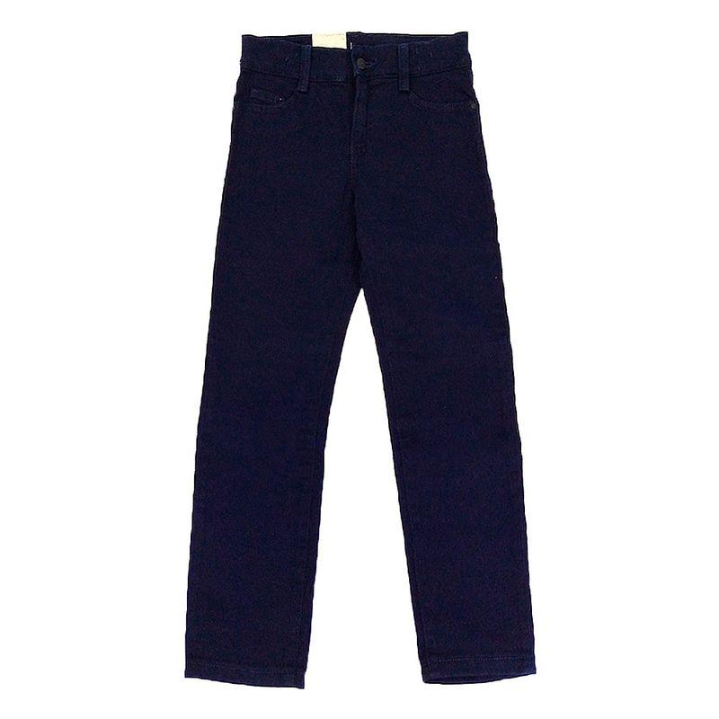 Jeans-niño-semi-ajustado-tubo-navy