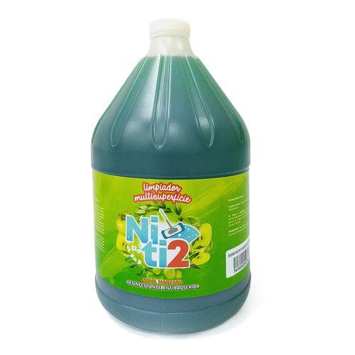Desinfectante aroma manzana