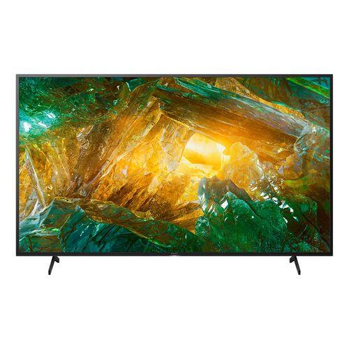 """Pantalla Sony LED smart 75"""" 4K con Android TV"""