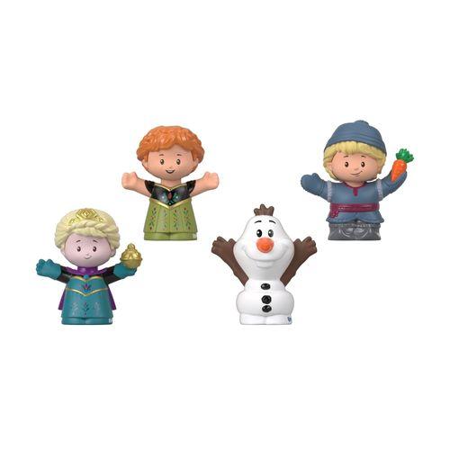 Elsa y sus amigos