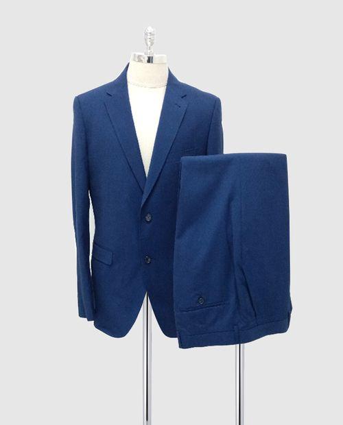 Blazer plaid blue