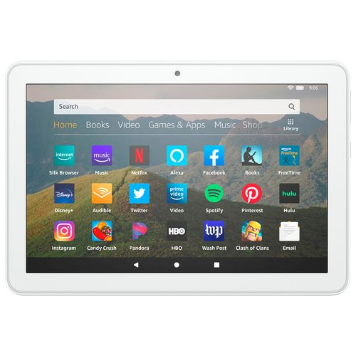 Tablet Amazon fire 8 wifi blanca