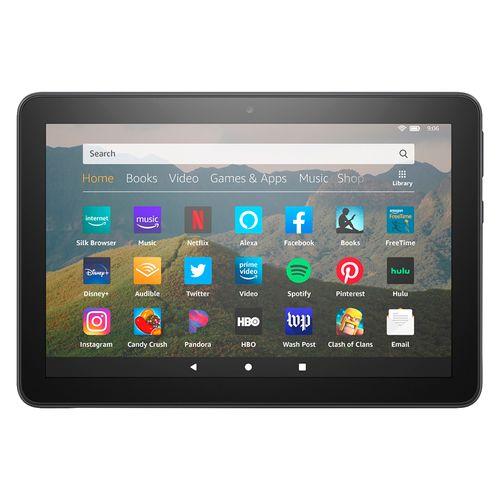 Tablet Amazon fire 8 wifi negra