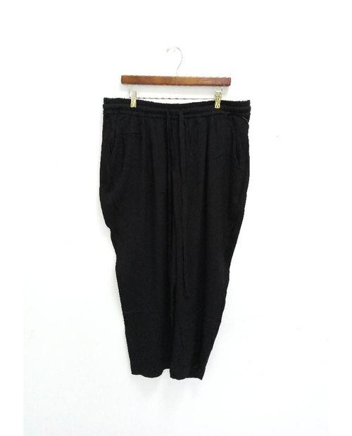 Pantalon jogger negro