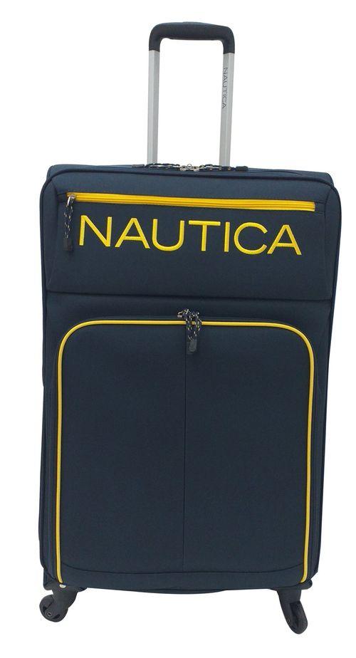 Maleta nautica montrose peq navy/yellow