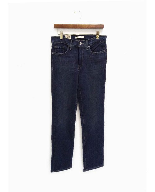 Jeans 314 shaping strt blue side