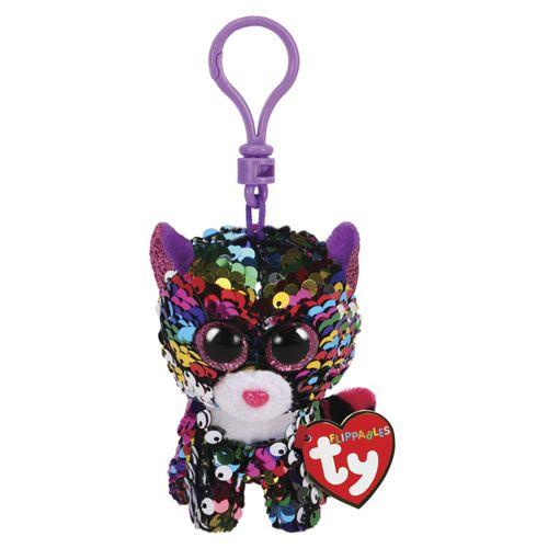 Dotty leopardo multicolor clip