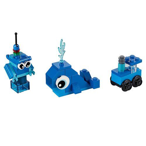 Bricks creativos azules v29