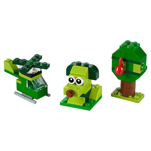 Bricks creativos verdes v29