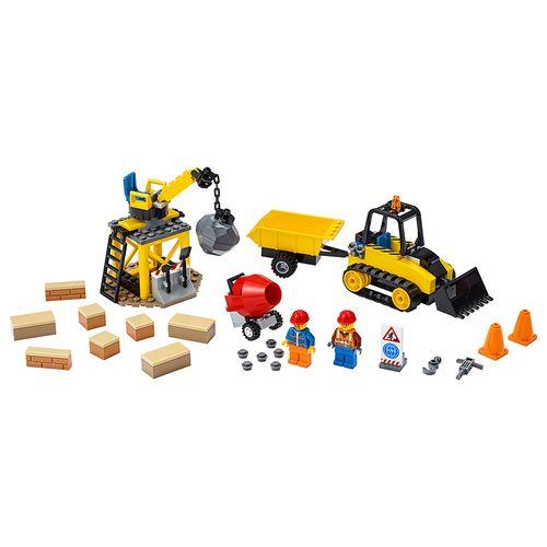 Bulldozer de construcción v29
