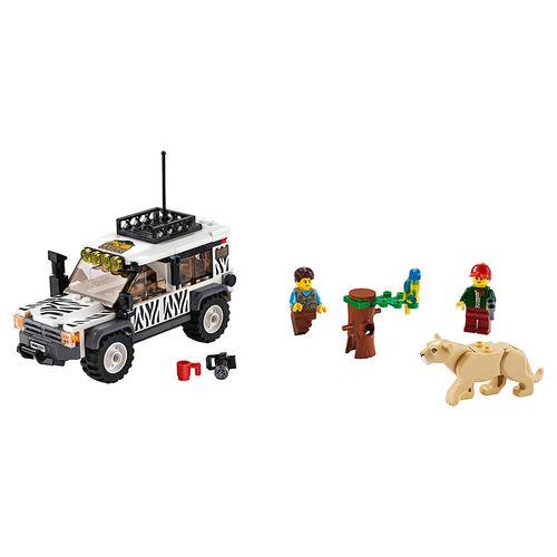 Auto todoterreno de safari v29