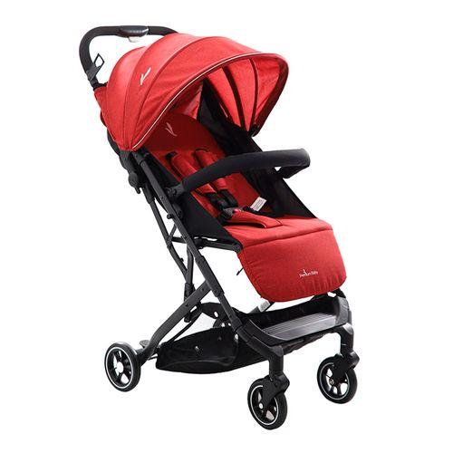 Coche p/bebe (rojo)