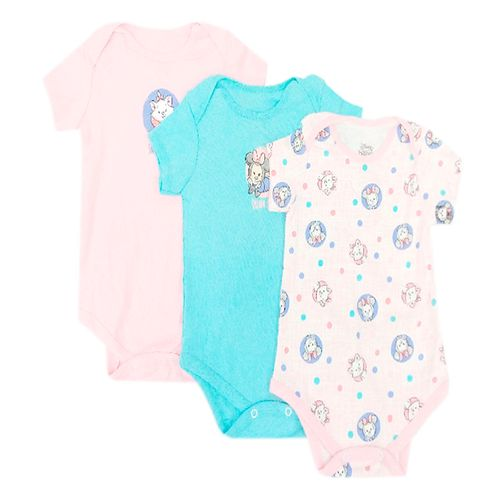 3 packs bodysuits - minnie and marie