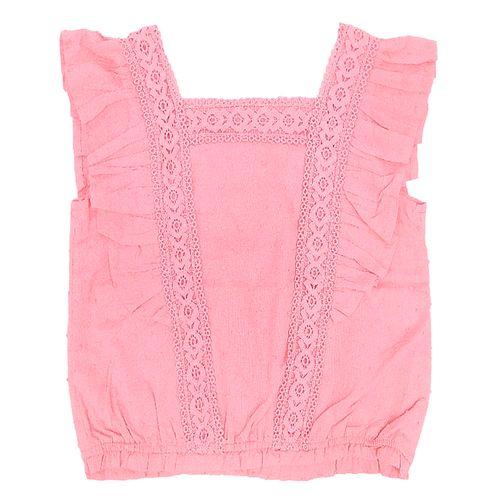 Blusa - pink sping