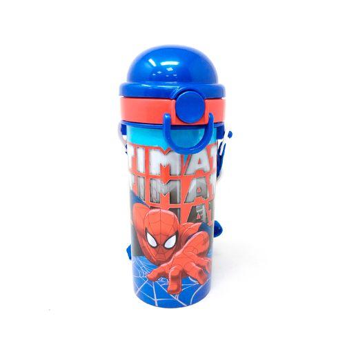 Cantimplora 500ml spiderman