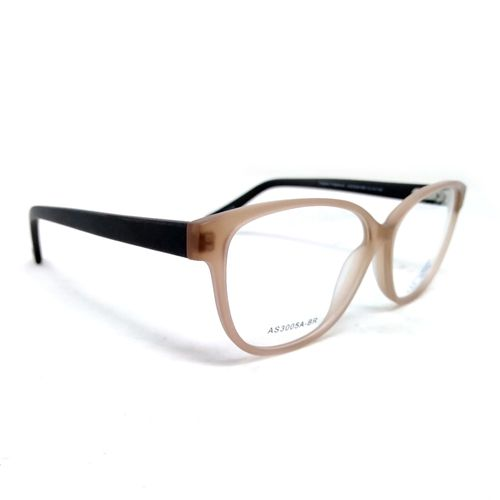 Aro  completo  brown dama acetato