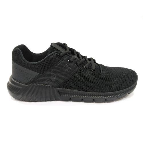 Black m.running shoes