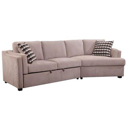 Sala esquinera con sofa cama Menotti