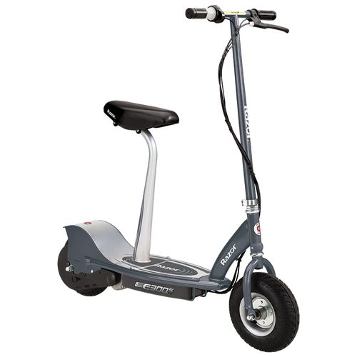 Scooter e300s gris mate
