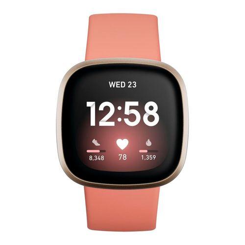 Reloj smartwatch versa 3 rosado