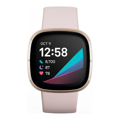 Reloj smartwatch sense blanco
