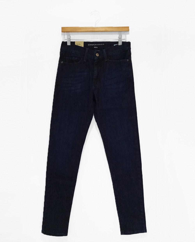 Jeans hombre skinny indigo - Siman Guatemala