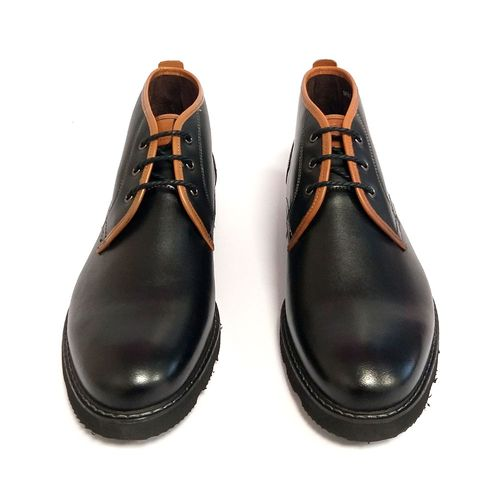 Bota Chukka formal Florsheim para caballero color negro