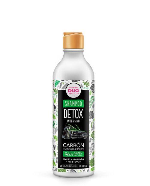 Shampoo Detox Intensivo Carbon Activado & Bambu 340ml