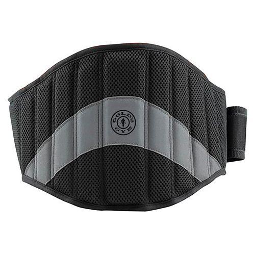 Cinturon de pesas contoured golds gym l / xl