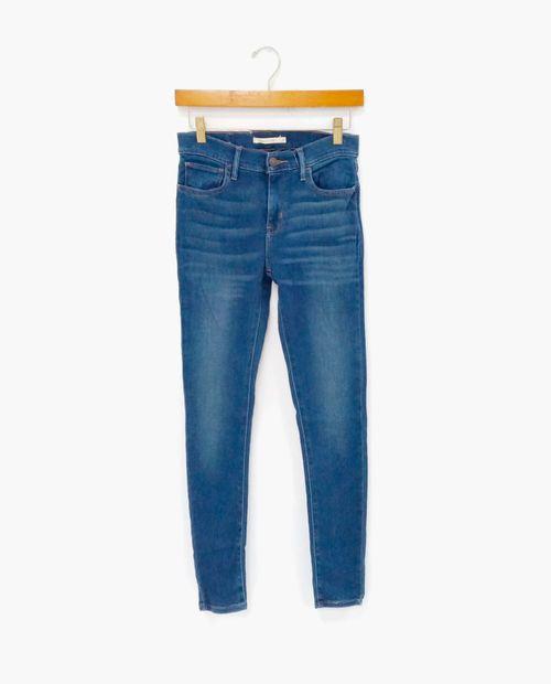 Pantalon De Mujer Levis L30 W25 Moisten 710 Super Skinny Siman Nicaragua