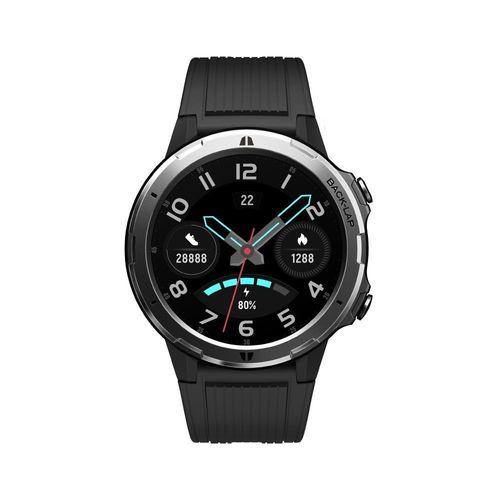 Reloj smartwatch negro de plástico para cab