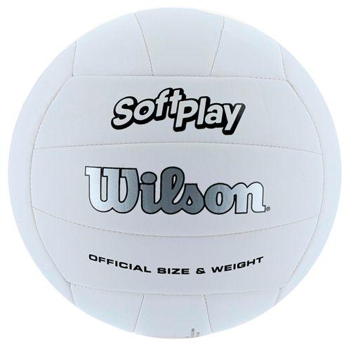 Pelota de voleibol soft play wilson
