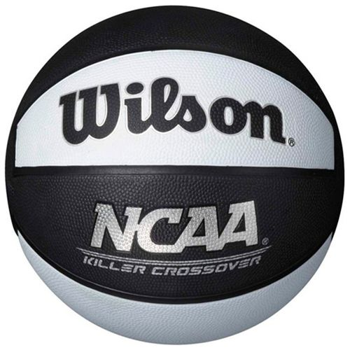 Pelota de basket killer cross over (negro/blaco) wilson