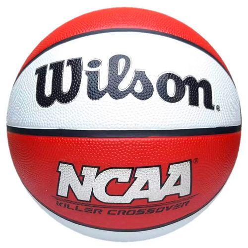 Pelota de basket killer cross over (blanco/rojo) wilson