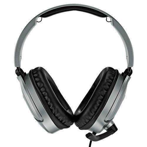 Auriculares gaming Recon 70p  con cable y mic gris