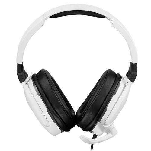 Auriculares gaming Recon 200 con cable y mic blanco