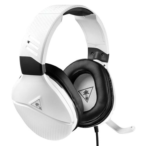 Auriculares gaming Recon 200 con cable y mic blanco