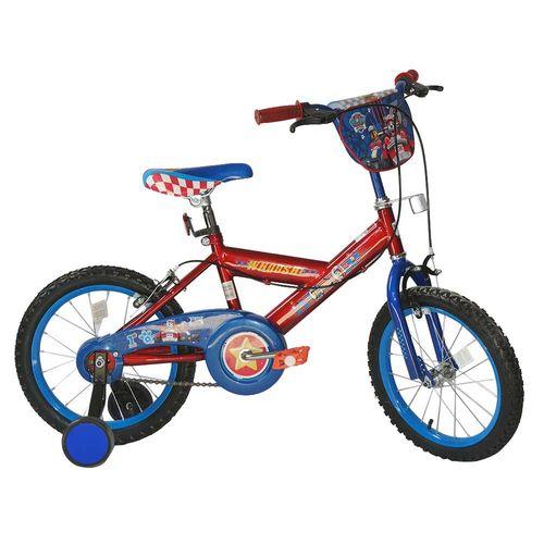 Bicicleta aro 16 de paw patrol standard