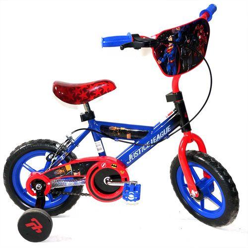 Bicicleta aro 12 de justice league standard