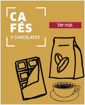 Cafés y Chocolates