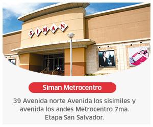 Almacenes Siman Metrocentro