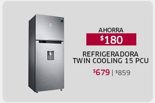REFRIGERADORA TWIN