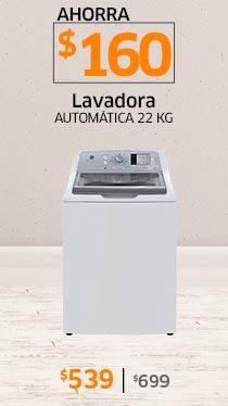 LAVADORA 22 kg