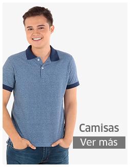 Camisas para caballero Orange