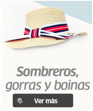Sombrero de playa con un listón